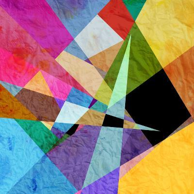 Bright Abstract Background-tanor27-Art Print