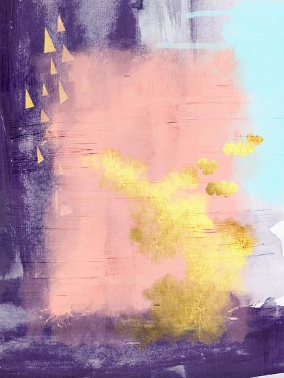 Bright Abstract-Urban Epiphany-Art Print