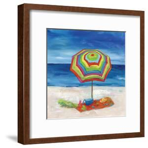 Bright Beach Umbrella II