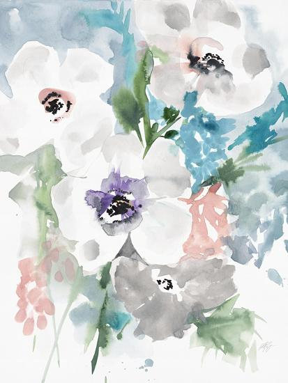 Bright Bouquet 1-Megan Swartz-Art Print