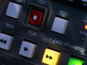 Bright Buttons on Recording Panel