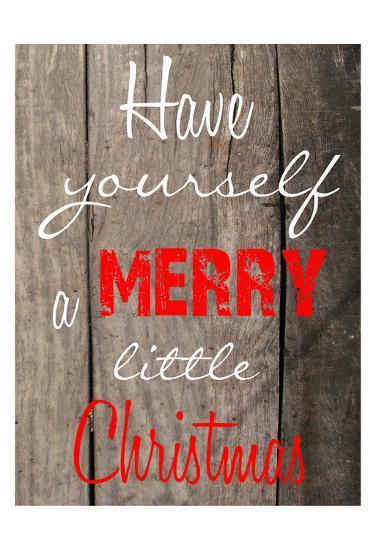 Bright Christmas-Sheldon Lewis-Art Print