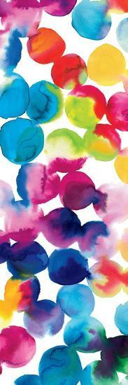 Bright Circles II-Hugo Wild-Art Print