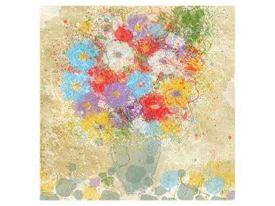 Bright Flowers II-Irena Orlov-Art Print