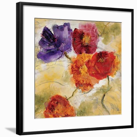Bright Fun II-Stiles-Framed Art Print