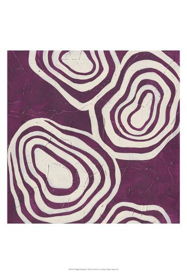 Bright Mineral V-June Erica Vess-Art Print