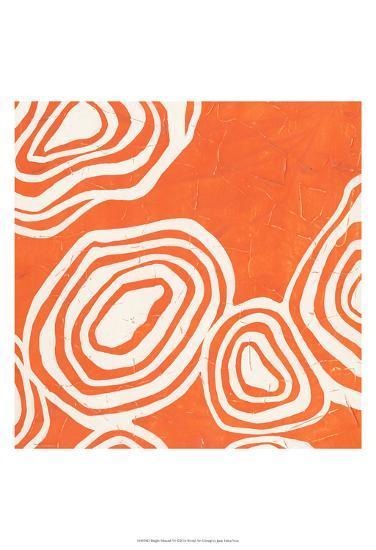 Bright Mineral VI-June Erica Vess-Art Print