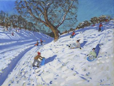 Bright Morning, Chatsworth, 2013-Andrew Macara-Giclee Print