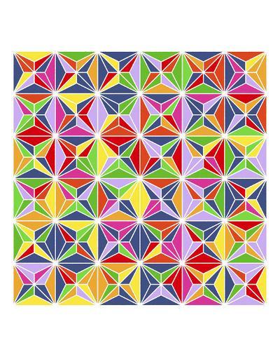Bright Point-Simon C^ Page-Art Print