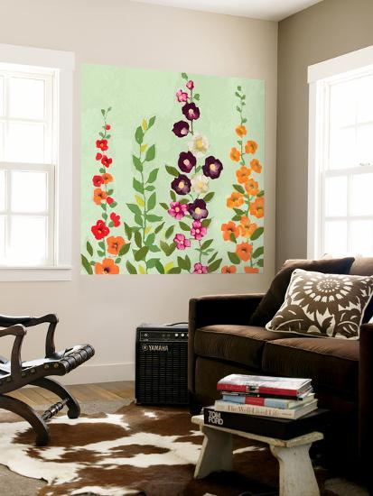 Bright Stems I-Rick Novak-Wall Mural