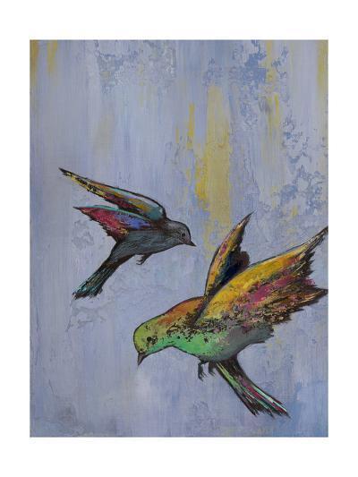 Bright Wings II-Mehmet Altug-Art Print