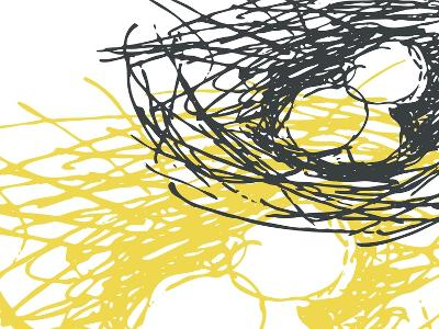 Brighter Nest White-Christine O'Brien-Giclee Print