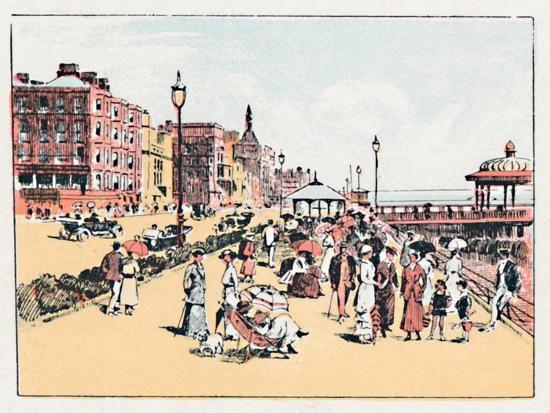 'Brighton', c1910-Unknown-Giclee Print
