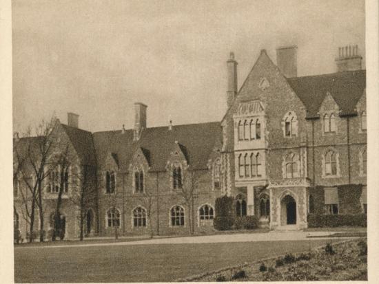 'Brighton College', 1923-Unknown-Photographic Print