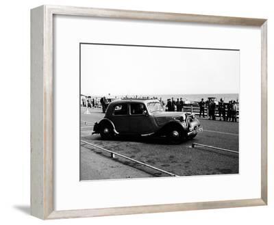 Brighton Motor Rally, Sussex, 1953