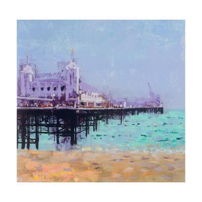 Brighton Pier 2-Colin Ruffell-Giclee Print