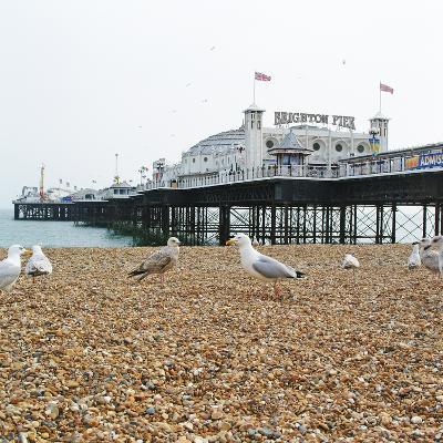 Brighton Pier-Richard Newstead-Photographic Print