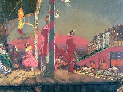 Brighton Pierrots-Walter Richard Sickert-Giclee Print