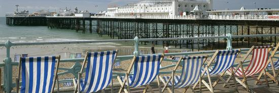 Brighton Sussex, England.-Joe Cornish-Photo
