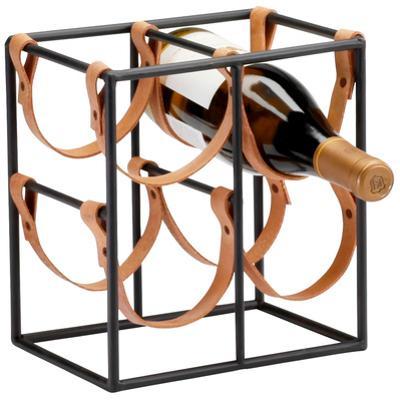 Brighton Wine Holder - 4 Bottle