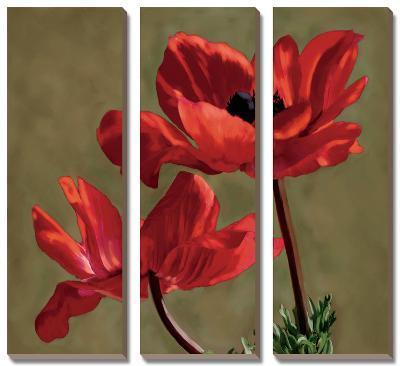 Brilliance I-Janel Pahl-Canvas Art Set
