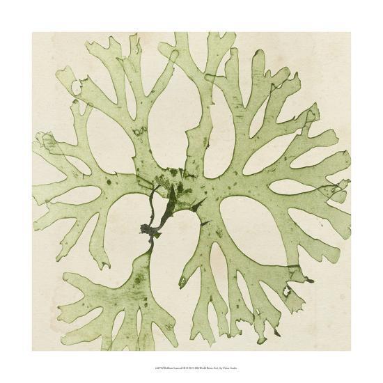 Brilliant Seaweed III--Art Print