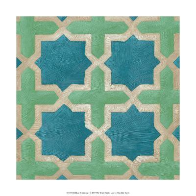 Brilliant Symmetry I-Chariklia Zarris-Premium Giclee Print