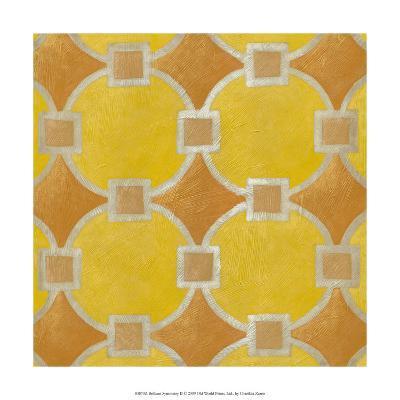 Brilliant Symmetry II-Chariklia Zarris-Premium Giclee Print