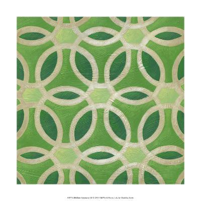 Brilliant Symmetry III-Chariklia Zarris-Premium Giclee Print