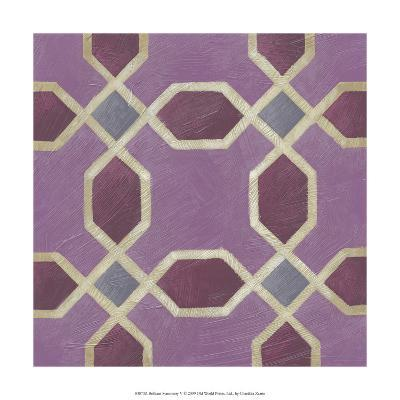Brilliant Symmetry V-Chariklia Zarris-Premium Giclee Print