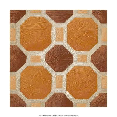 Brilliant Symmetry VI-Chariklia Zarris-Premium Giclee Print