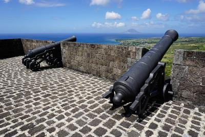 Brimstone Hill Fortress, St. Kitts, St. Kitts and Nevis-Robert Harding-Photographic Print