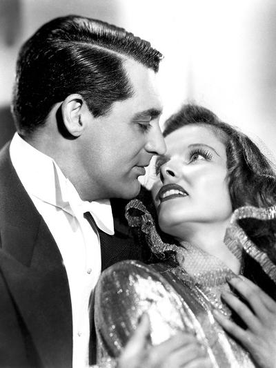 Bringing Up Baby, Cary Grant, Katharine Hepburn, 1938--Photo