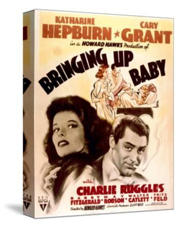 Bringing Up Baby - Movie Poster Reproduction