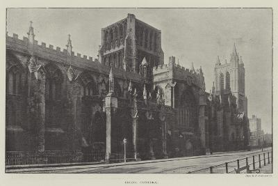 Bristol Cathedral--Giclee Print