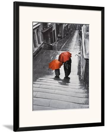 Bristol Rain, c.1954-Joseph Mckeown-Framed Art Print