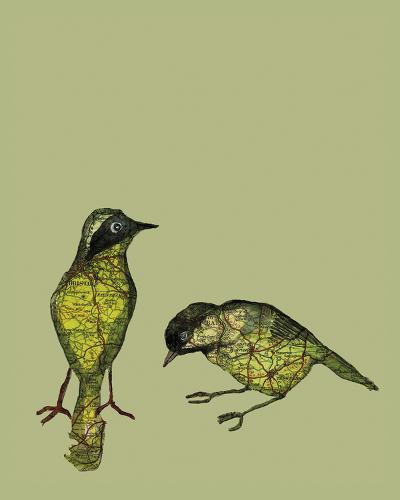 Bristol-Jenny Capon-Giclee Print