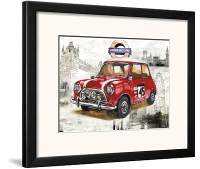 British Car-Bresso Sol?-Framed Giclee Print