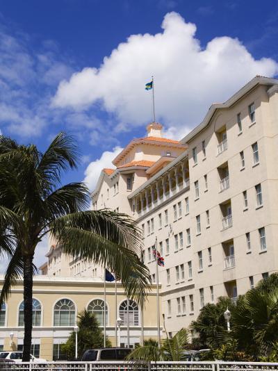 British Colonial Hotel, Nassau, New Providence Island, Bahamas, West Indies, Central America-Richard Cummins-Photographic Print