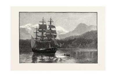 British Columbia--Giclee Print
