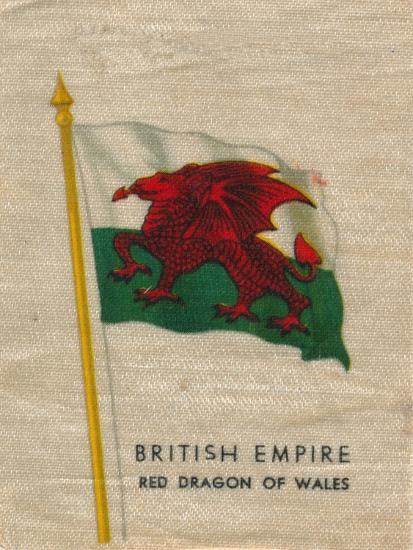 'British Empire - Red Dragon of Wales', c1910-Unknown-Giclee Print