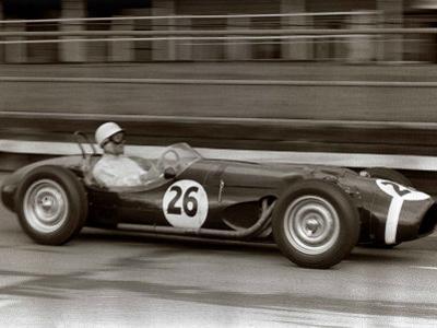 British Grand Prix Formula One at Aintree, July 1961