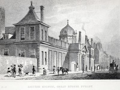 British Museum, Great Russell Street-Thomas Hosmer Shepherd-Giclee Print