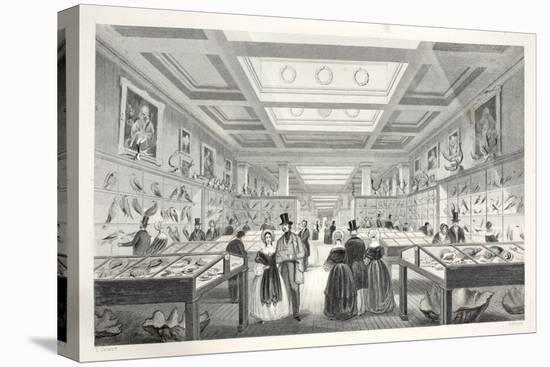 British Museum-Thomas Hosmer Shepherd-Stretched Canvas Print