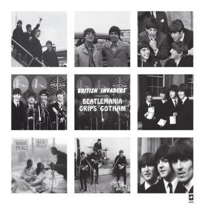 Beatlemania Grips Gotham by British Pathe