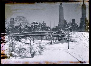 New York City In Winter V by British Pathe