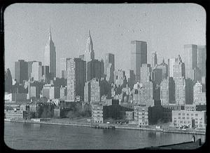 New York City In Winter VI by British Pathe