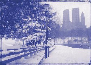 New York City In Winter VIII In Colour by British Pathe