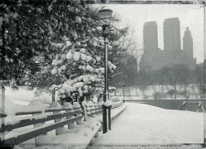 New York City In Winter VIII by British Pathe