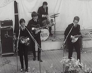 The Beatles Take Over Holland, 1964 by British Pathe